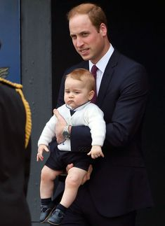 Prince George steals the show as Prince William and Kate bid final farewell in New Zealand