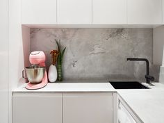 laundry butlers pantry  joinery storage kitchen 65 Rofe Street, Leichhardt