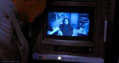 Sony monitor.  RoboCop 3 (1993)  Cyberpunk Movies & Cyberpunk Aesthetic