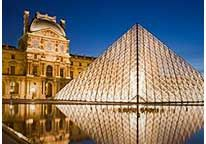 The Louvre: France