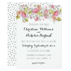 Watercolor Bouquet Card - click to get yours right now!