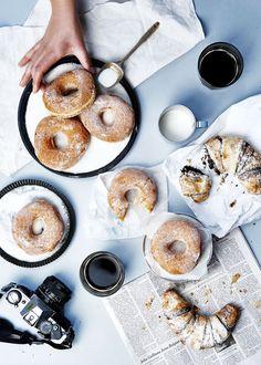donuts / doughnuts &