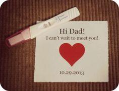 c660301ae Ideas originales para anunciar tu embarazo... Sorpresa De Embarazo