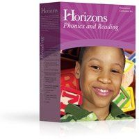Horizons is a colorful workbook curriculum that also has hands-on activities. Horizons uses a spiral learning method. The areas of focus in...