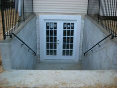 Best 14 Best Outside Basement Stairs Images Basement Steps 400 x 300