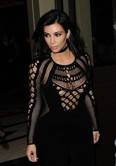 Kim Kardashian (Brit Awards)