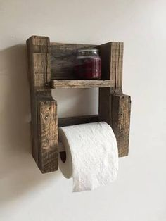 toilet roll holder twig - Google Search