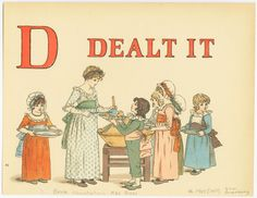 D Dealt It From New York Public Library Digital Collections.