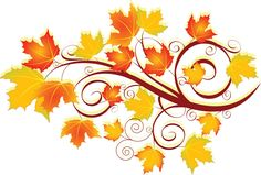 pin by silvia je pom on vectores abstractos pinterest rh pinterest com Autumn Leaves Clip Art Autumn Nature Clip Art