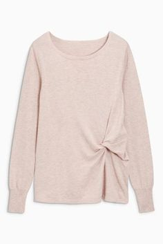Buy Twist Front Sweater online today at Next: Rep. of Ireland