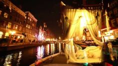 #Amsterdam Light Festival - Time waits for no man and woman!