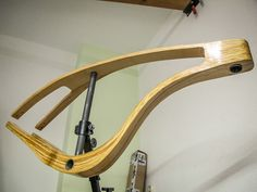 "Bike of the Week # 24: Self Made project ""Wood Bike"" of IBC-users ""grind Biker"" - MTB News.de"