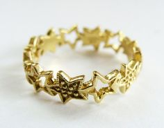 stack star ring