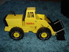 the real Tonka toys... no plastic!!
