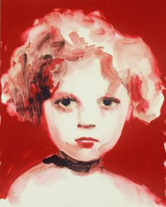 Shirley Temple by Annie Kevans