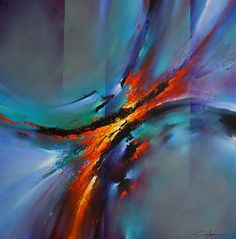 Colorful Painting Series Santa Fe Large abstract contemporaryTexas Dallas Houston Austin California New York Art - Cody Hooper Art Modern Art, Contemporary Art, Lighted Canvas, Abstract Painters, Abstract Art Paintings, Online Painting, Painting Edges, Abstract Expressionism, Painting Inspiration