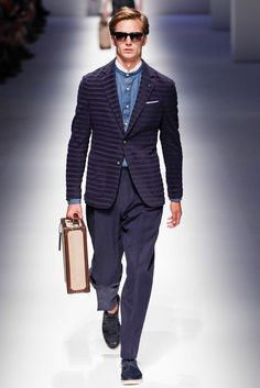 Canali Spring 2016 Menswear - Collection - Gallery - Style.com