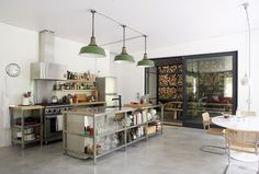 #Architecture in #Canada - #Kitchens by Atelier Barda