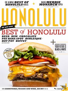 Best of Honolulu 2013 - Honolulu Magazine - March 2013 - Hawaii