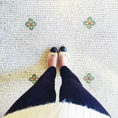 #IHaveThisThingWithFloors (and @chanelofficial flats) @liketoknow.it www.liketk.it/27Ye7 #liketkit #chanel #jcrew #truereligion Web Instagram User » Collecto