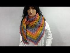 Crochet Videos, Lace Knitting, Video Tutorials, Youtube, Film, Fashion, Shawl, Movie, Moda