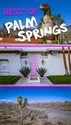California Road Tripping: Best things to do in Palm Springs California