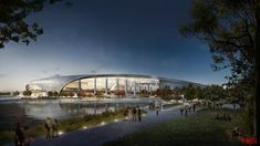 HKS-Designed L.A. Stadium Will Be the Largest in the NFL