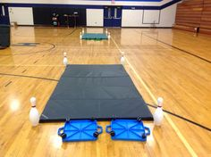 PE Games: Best P.E. Game - Sink the Ship (throwing, catching, rolling a ball)