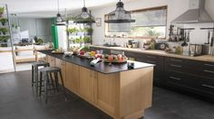 Grande cuisine bistrot ouverte