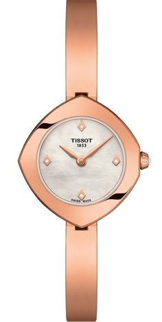 Tissot Watch Femini-T Ladies #add-content #basel-17 #bezel-fixed #bracelet-strap-gold-pvd #brand-tissot #case-material-gold-pvd #case-width-24-8-x-22-58mm #delivery-timescale-call-us #dial-colour-white #gender-ladies #luxury #movement-quartz-battery #new-product-yes #official-stockist-for-tissot-watches #packaging-tissot-watch-packaging #style-dress #subcat-t-lady #supplier-model-no-t1131093311600 #warranty-tissot-official-2-year-guarantee #water-resistant-30m