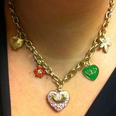 I just discovered this while shopping on Poshmark: Custom necklace & bracelet multi colors. Check it out!  Size: OS