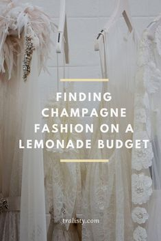 Living on a budget is hard, especially when you love shopping - here are some way to find the best items on a budget