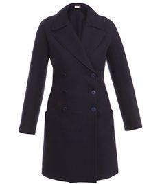 Dolman Sleeve Wool Coat by Azzedine Alaia  #Matchesfashion