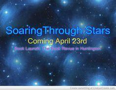 Coming April 23rd! Soaring Through Stars