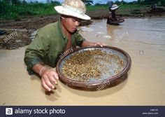 Gem Mining In The Former Khmer Rouge Stronghold Of Pailin On The ...