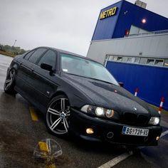BMW e39 backovicm Instagram:e39_bmw_