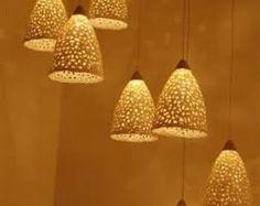 Resultado de imagem para ceramic chandelier