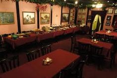 Banquet Room style buffet