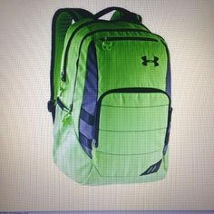 Under Armour Camden Backpack Hyper Green / Black 1 Size Free Shipping #shopsmall BUY NOW $69.95