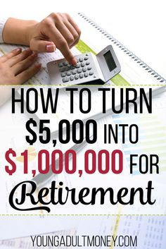 Don't think you can save $1,000,000 for retirement? It takes less than you think thanks to the power of compound interest, but you have to save early.