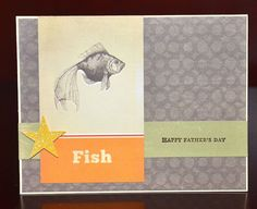 Happy Father's Day card by Darla Weber #WRMK