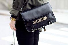 bag watch: Proenza Schouler PS11