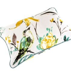 Floral & Bird Scatter Cushions from Chic Republic with Hertex fabric