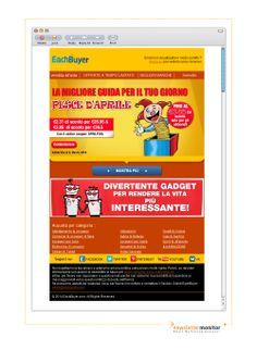 Brand: EachBuyer   Subject: Top Scherzi & gadget per Pesce D'Aprile - Fino al €3.85 di sconto sugli ordini