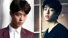 Fans Collect 8 Pairs of Celebrities That Look More Alike Than Twins Kang Dong Won, Lee Hyun Woo, Joo Won, Identical Twins, I Dare You, Bo Gum, Look Alike, Famous Faces, The Man