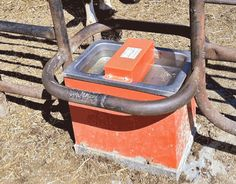 waterer protector