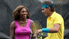 Nadal and Williams win easily in Rome - Solar Sports Desk
