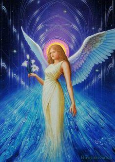 Angel of Tenderness by Hiroyuki Satoh
