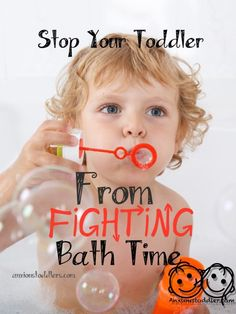 Bath time can cause many anxieties in toddlers. Learn approaches to help them work through it. Written by child therapist and toddler expert.