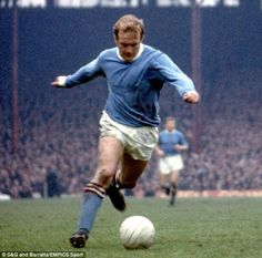Francis Lee - Manchester City - as a player. Football Icon, Best Football Players, Football Fans, City Of Manchester Stadium, Manchester United, Bristol Rovers, Association Football, Most Popular Sports, Hard Men